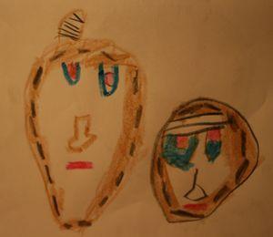 Nevena's Masks