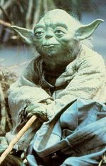 Guided by Yoda